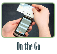 Accept credit cards on the go